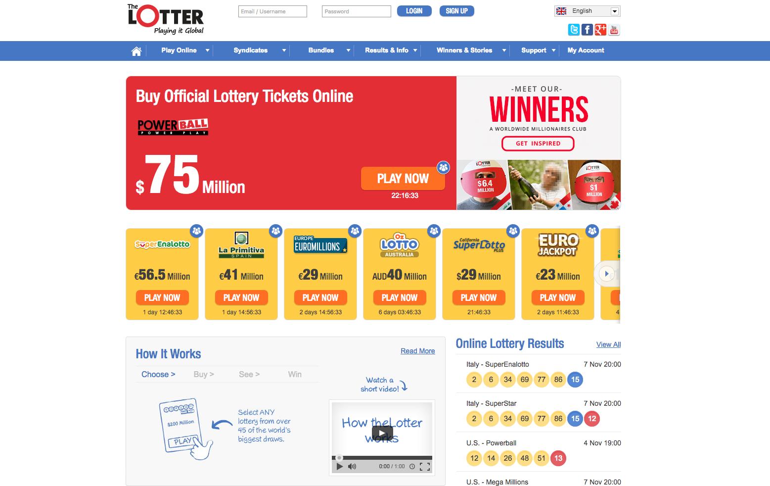 TheLotter screenshot
